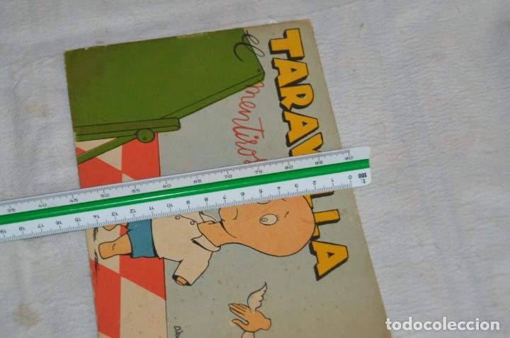 Libros antiguos: TARAVILLA EL MENTIROSO - CUENTO Nº 7 - MUY RARO - VINTAGE - ENVÍO 24H - Foto 3 - 139289586