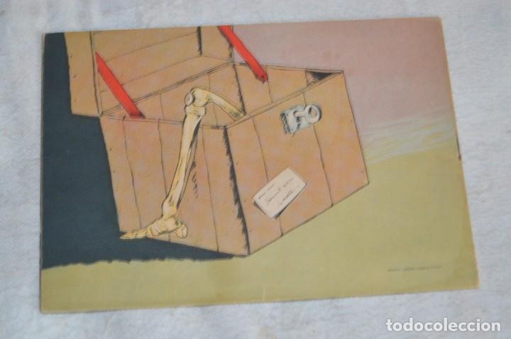 Libros antiguos: EL ESQUELETO DE UN CONDENADO - CUENTO Nº 4 - MUY RARO - ENVÍO 24H - Foto 4 - 139289974