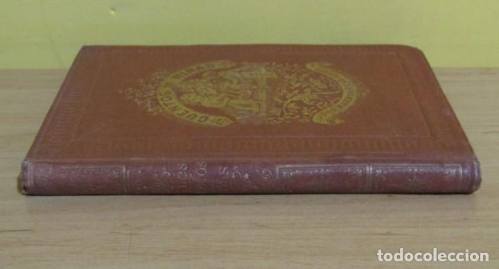 Libros antiguos: CUENTOS DE NIÑAS -MARIA DEL PILAR SINUÉS- LIBRERIA DE ANTONIO J. BASTINOS AÑO 1892 EXCELENTE - Foto 8 - 139682502