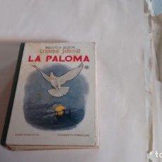 Libros antiguos: BIBLIOTECA SELECTA - CRISTOBAL SCHMID - LA PALOMA -NUMERO 48. Lote 139992806
