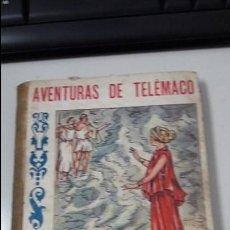 Alte Bücher - Aventuras de Telémaco por Fenelon con ilustraciones - 140252914