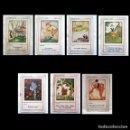 Libros antiguos: LOTE 7 CUENTOS CLÁSICOS ANDERSEN-Nº 13-19-20-21-22-23-24-BARCELONA 1931-32-1º EDICION-JUVENTUD-SERIE. Lote 140629406