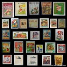 Libros antiguos: LOTE CUENTOS AÑOS 1900-10-30-40-50-60-90-EDITORIAL-CALLEJA-SOPENA-ROMA-COLLADO-METROPOLITANA-FHER…. Lote 140637690