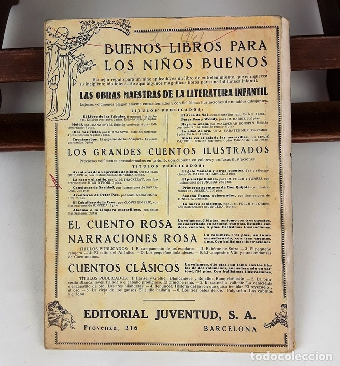 Libros antiguos: EL LIBRO DEL NENE. SERIE BEBÉ. LUÍS G. SORIA. EDIT. JUVENTUD. BARCELONA. 1930. - Foto 7 - 140737246