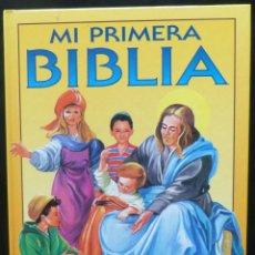 Libros antiguos: MI PRIMERA BIBLIA,SUSAETA,D.ANTONIO MARTINEZ ARRIBAS,AÑO 1982. Lote 140896674
