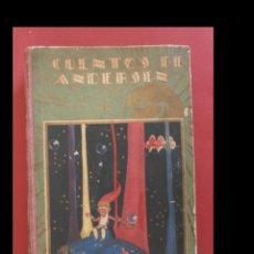 Libros antiguos: CUENTOS ESCOGIDOS. CRISTIAN ANDERSEN. Lote 141068826