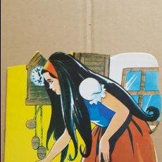 Libros antiguos: CUENTO TROQUELADO. BLANCANIEVES.- EDITORIAL VILMAR.. Lote 141236538