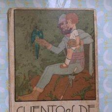 Libros antiguos: CUENTOS DE PERRAULT. CARLOS PERRAULT. Lote 141306446
