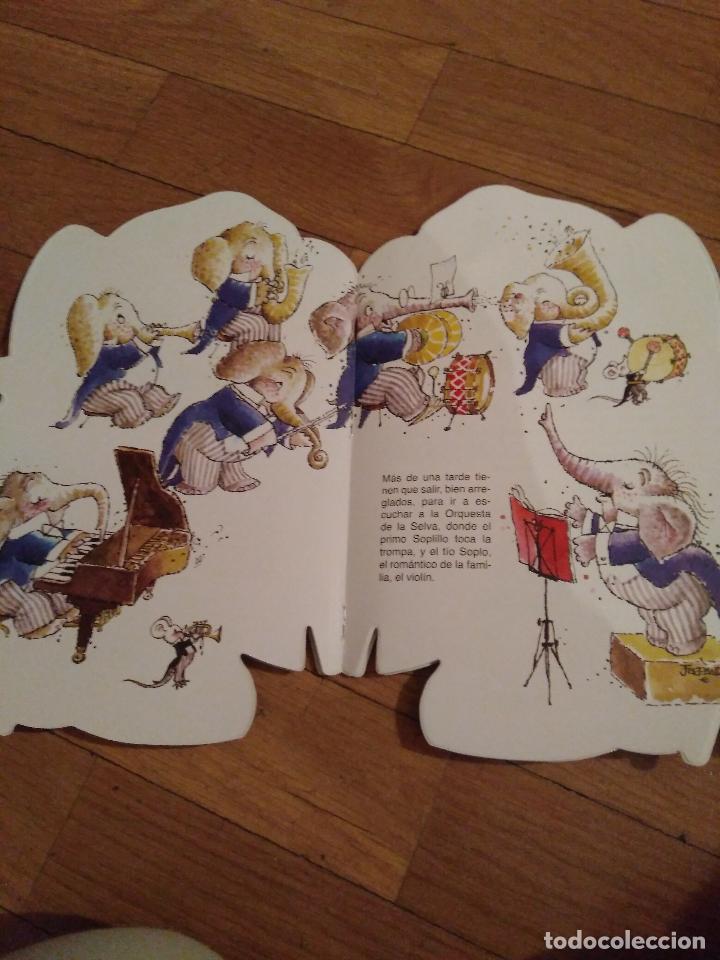 Libros antiguos: CUENTO PAQUI EL ELEFANTE DE FERRANDIZ REEDICION - Foto 5 - 141449342