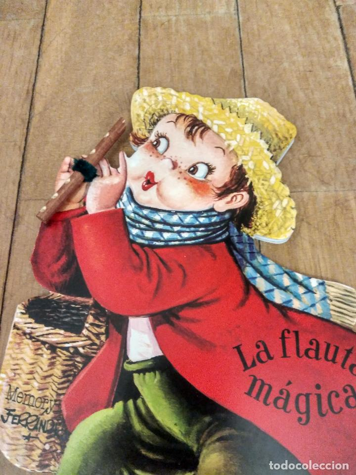 CUENTO LA FLAUTA MAGICA DE FERRANDIZ, REEDICION (Libros Antiguos, Raros y Curiosos - Literatura Infantil y Juvenil - Cuentos)