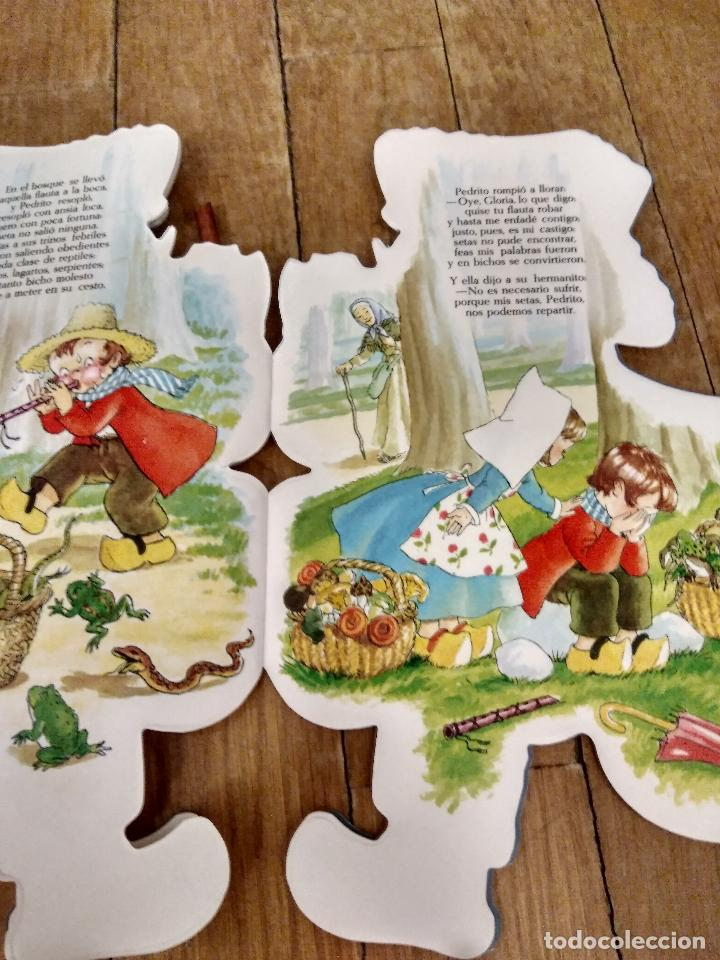 Libros antiguos: CUENTO LA FLAUTA MAGICA DE FERRANDIZ, REEDICION - Foto 3 - 141449578