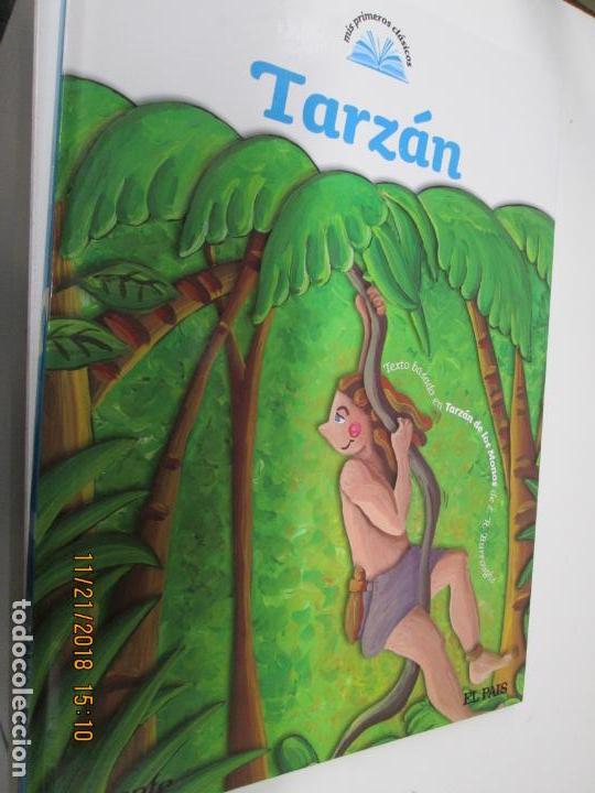 TARZAN Nº 9 MIS PRIMEROS CLASICOS EL PAIS -RENFE -2007 (Libros Antiguos, Raros y Curiosos - Literatura Infantil y Juvenil - Cuentos)