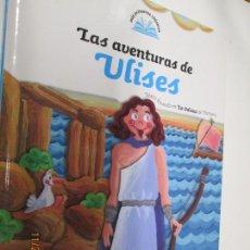 Livres anciens: LA AVENTURA DE ULISES Nº 8 MIS PRIMEROS CLASICOS EL PAIS -RENFE -2007 . Lote 141600706