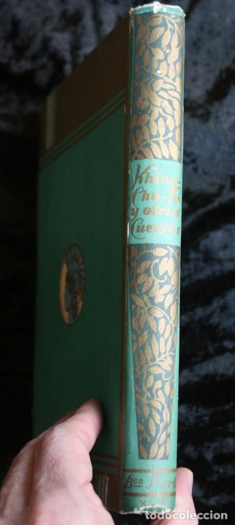 Libros antiguos: KHING - CHU - FU Y OTROS CUENTOS - CALLEJA - ILUSTRA PENAGOS - 1925 - Foto 2 - 141919578