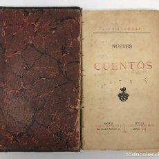 Libros antiguos: NUEVOS CUENTOS - NARCISO CAMPILLO-AÑO 1881. Lote 142595654