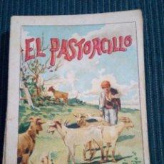 Libros antiguos: CUENTOS PARA NIÑOS EL PASTORCILLO HIJOS DE RODRIGUEZ BURGOS. Lote 142620466