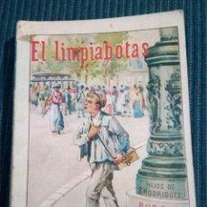 Libros antiguos: CUENTOS PARA NIÑOS EL LIMPIABOTAS HIJOS DE RODRIGUEZ BURGOS. Lote 142621354