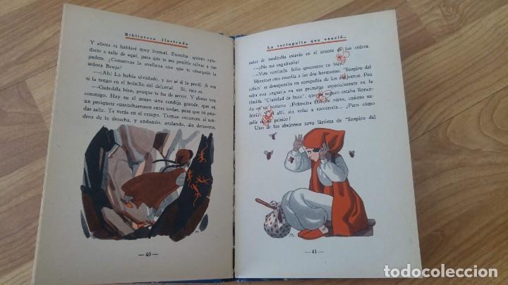 Libros antiguos: La tortuguita que vencio al gigante.-saturnino Calleja, tapa dura-año 1936 - Foto 4 - 142702234