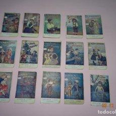 Libros antiguos - Antigua Colección CUENTOS INFANTILES Serie C de Editorial GASSO - Año 1920s. - 142733162
