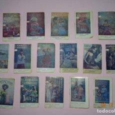 Libros antiguos - Antigua Colección CUENTOS INFANTILES Serie B Completa de Editorial GASSO - Año 1920s. - 142733542