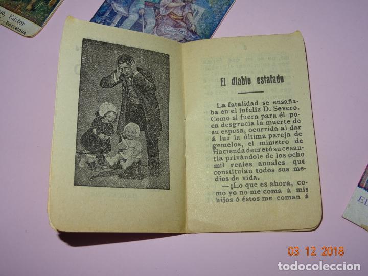Libros antiguos: Antigua Colección CUENTOS INFANTILES Serie D de Editorial GASSO - Año 1920s. - Foto 3 - 142733786