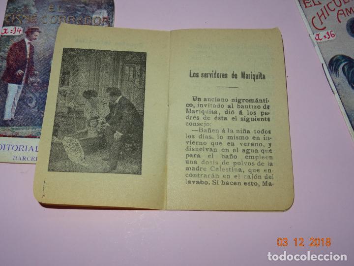 Libros antiguos: Antigua Colección CUENTOS INFANTILES Serie A Completa de Editorial GASSO - Año 1920s. - Foto 4 - 142734026