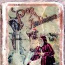 Libros antiguos: POR AMBICIOSO SEGUIDO DE OTROS CUENTOS PARA NIÑOS - ILUSTRADOR MÉNDEZ BRINGA - SATURNINO CALLEJA. Lote 142904274