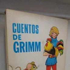 Libros antiguos: CUENTOS DE GRIMM (CUARTA SELECCION) ILUSTRACIONES MARIA PASCUAL. Lote 143430522