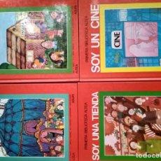 Libros antiguos: COLECCIÓN ALTEA 1986. J.L. SANCHEZ, ILUSTRA M.A.PACHECO PRIMERA BIBLIOTECA ALTEA. Lote 143601934