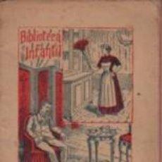 Libros antiguos: MINI CUENTO L, ARXIU LLIBRERIA DE JOAN BTA. BATLLE - BIBLIOTECA INFANTIL - LA POLS Y L DOLOR. Lote 143609014