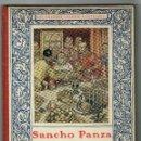 Libros antiguos: SANCHO PANZA GOBERNADOR EPISODIOS DEL QUIJOTE GRANDES CUENTOS ILUSTRADOS JUVENTUD SERRA MASANA. Lote 143731770