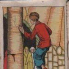 Libros antiguos: MINI CUENTO COLE CUENTOS EL NIÑO - SERIE IV Nº 76 - EL DESCUBRIMIENTO DE TOMASIN . Lote 143884562