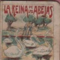 Libros antiguos: MINI CUENTO DE B. BAUZÁ DE BARCELONA SERIE IV Nº 1 LA REINA DE LAS ABEJAS . Lote 143884998