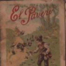 Libros antiguos: MINI CUENTO DE S. CALLEJA - MADRID -TOMO 53 -1901 - EL PAVERO. Lote 143885362