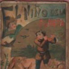 Libros antiguos: MINI CUENTO DE PONS Y CIA. EDITOR - Nº 37 POR D.F.L.OBIOLS - EL NIÑO DE LA FLAUTA. Lote 143885726