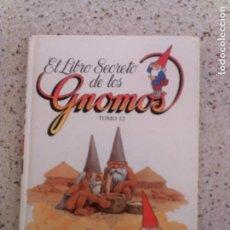 Libros antiguos: LIBRO EL LIBRO SECRETO DE LOS NOMOS TOMO 13 PLAZA JOVEN EDICIONES 1985. Lote 143888958