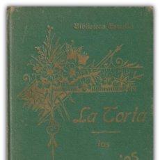 Libros antiguos: 1904 - CRISTÓBAL SCHMID: LA TORTA. LOS CANGREJO - LITERATURA INFANTIL, CUENTOS PARA NIÑOS - GRABADOS. Lote 144825530