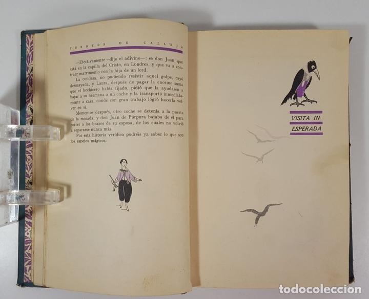 Libros antiguos: CUENTOS Y MÁS CUENTOS. SATURNINO CALLEJA. MADRID. S/F. - Foto 8 - 145326542