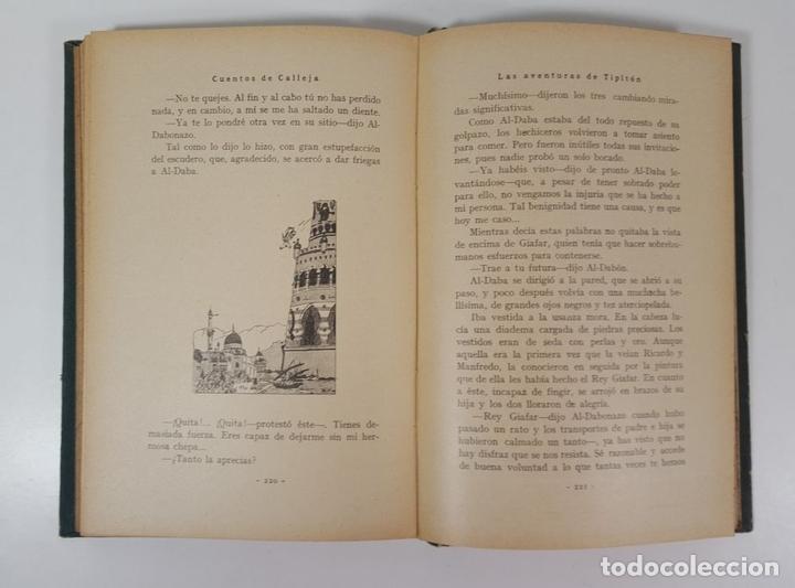 Libros antiguos: AVENTURAS DEL INVENCIBLE TIPITÓN. SATURNINO CALLEJA. MADRID. 1935. - Foto 6 - 145328150