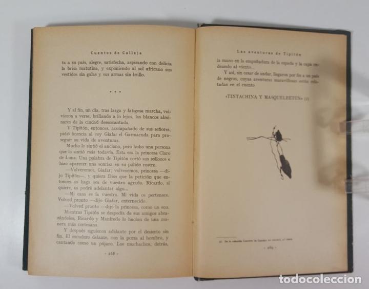 Libros antiguos: AVENTURAS DEL INVENCIBLE TIPITÓN. SATURNINO CALLEJA. MADRID. 1935. - Foto 7 - 145328150