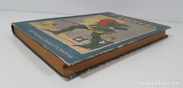 Libros antiguos: AVENTURAS DEL INVENCIBLE TIPITÓN. SATURNINO CALLEJA. MADRID. 1935. - Foto 9 - 145328150