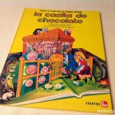 Libros antiguos: LA CASITA DE CHOCOLATE . Lote 145767910