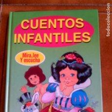 Libros antiguos: LIBRO DE CUENTOS INFANTILES IMPELIBROS 1996 ILUSTRADO A COLOR TAPA DURA. Lote 145807470