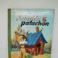 Libros antiguos: M69 CUENTO PATACHIN Y PATACHON Y EL GATITO BANDOLERO. VASCO AMERICANA. 1964. TAPA DURA.. Lote 145814002
