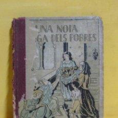 Libros antiguos: VALERI SERRA I VOLDU -RONDALLES POPULARS -IL.LUSTRAT JAUME BUSQUETS ED. POLIGLOTA EN CATALÁ ANY 1933. Lote 145872850