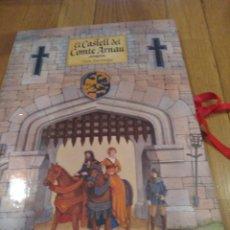 Libros antiguos: LIBRO CUENTO TRIDIMENSIONAL EL CASTELL DEL COMTE ARNAU AÑO 1994. Lote 146490882