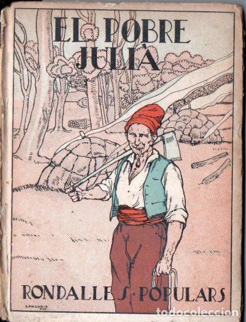 SERRA I BOLDÚ : EL POBRE JULIÀ (RONDALLES POPULARS POLIGLOTA, 1930) EN CATALÀ (Libros Antiguos, Raros y Curiosos - Literatura Infantil y Juvenil - Cuentos)