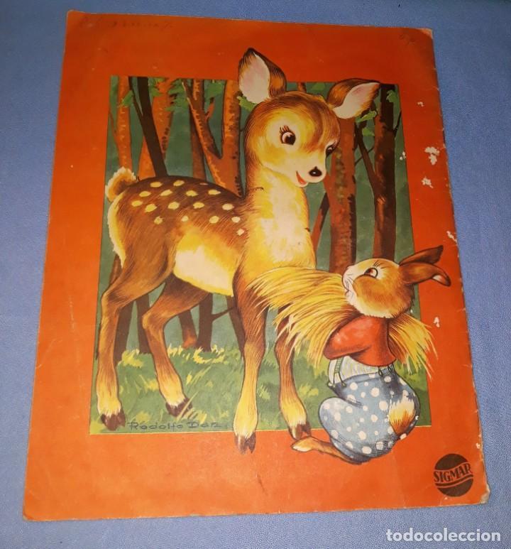 Libros antiguos: FABULAS DEL REINO ANIMAL DE SIGMAR AÑO 1945 ORIGINAL GRAN FORMATO VER FOTOS - Foto 2 - 147567366