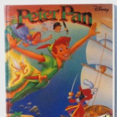 Libros antiguos: PETER PAN -WALT DISNEY - EDICIO CATALANA/ ANGLES. Lote 147692574
