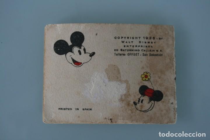 Libros antiguos: CUENTO WALT DISNEY: EL INGENIO DE MICCKEY TOMO 17 SERIE I ED. SATURNINO CALLEJA 1936 - Foto 2 - 148216462